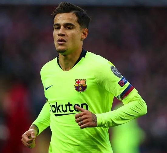 Transfer news LIVE: Arsenal vs Tottenham for Coutinho, Man Utd want two, Liverpool latest