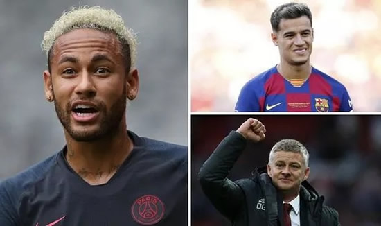 Transfer news LIVE: Neymar to Barcelona hijacked, Fernandes to Man Utd, Liverpool gossip