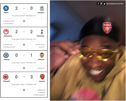 7M Daily Laugh - Arsenal Fans Right Now