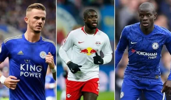 Transfer news UPDATES: Man Utd four-deal deadline, Arsenal £71m release clause, Chelsea exit