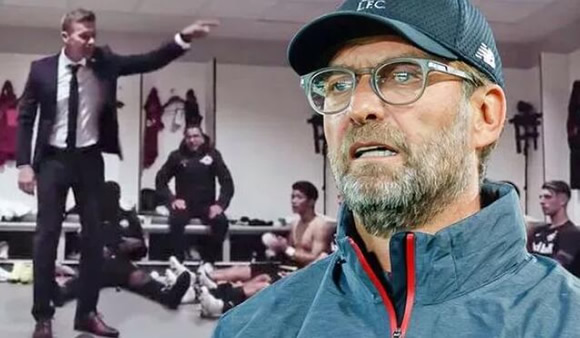 Jurgen Klopp threatens to quit Liverpool if club force him into dressing room 'situation'