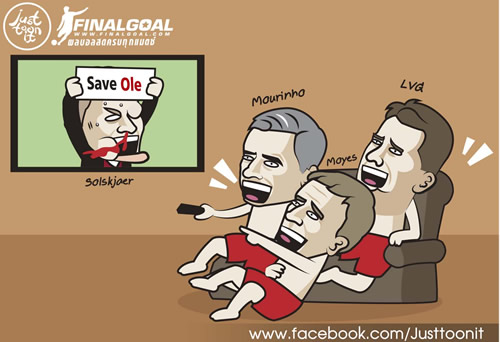 7M Daily Laugh - Save Ole