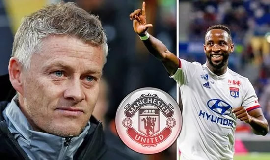 Man Utd target Moussa Dembele available in January as Ole Gunnar Solskjaer plots transfer
