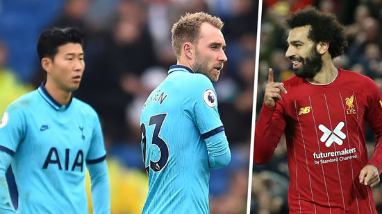 Transfer news and rumours LIVE: Juve eye Eriksen, Son and Salah after Anfield scouting trip