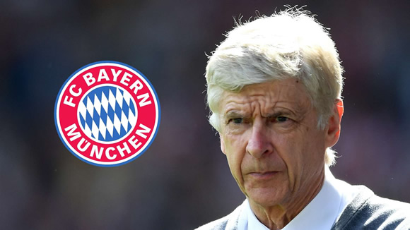 'I'd never refuse to talk to Bayern Munich' - Wenger open to Bundesliga move