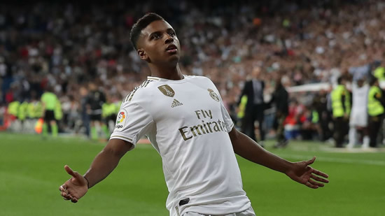 Liverpool wanted Rodrygo before Real Madrid, reveals former coach