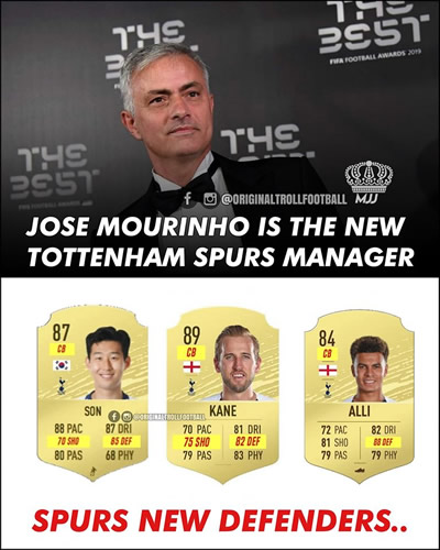 7M Daily Laugh - Mourinho is back!