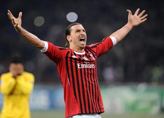 ZLAT'S THAT Zlatan Ibrahimovic agrees to AC Milan return despite Premier League transfer interest