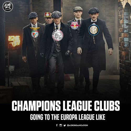 7M Daily Laugh - English teams in UEL