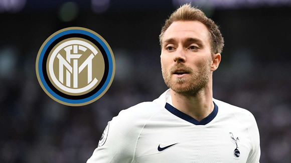 Transfer news and rumours UPDATES: Inter start contact with Tottenham's Eriksen