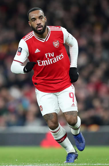Arsenal ace Alexandre Lacazette cheated on his long-term girlfriend with a stunning nightclub worker