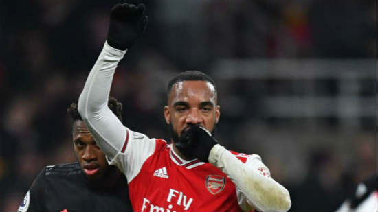 Lacazette is Atletico Madrid's Plan B should signing of Cavani fail