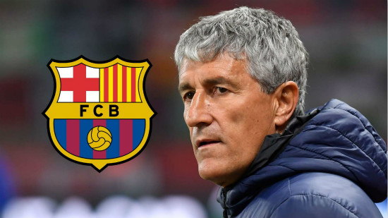 Transfer news and rumours LIVE: Break clause included in Setien's Barca contract