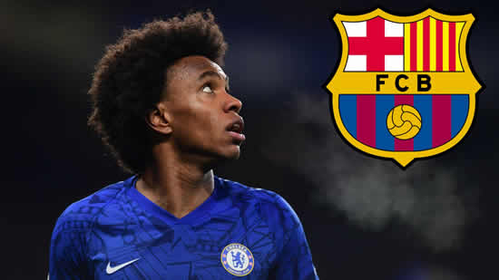 Transfer news and rumours LIVE: Barcelona readying £20m Willian bid