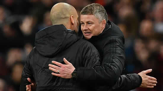 Solskjaer joins Klopp & Mourinho in exclusive club after beating Guardiola again