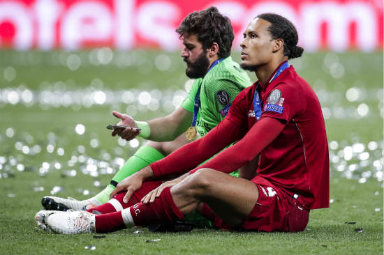 Liverpool pair Alisson & van Dijk 'poised' to sign new deals – Independent