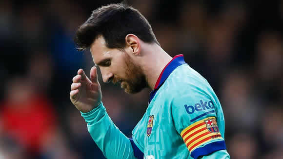 Barcelona in crisis: Messi - Abidal row highlights growing fractures at Camp Nou