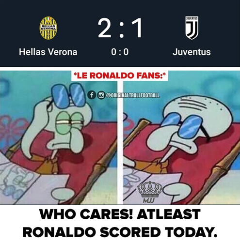 7M Daily Laugh - CR7 Fans Right Now