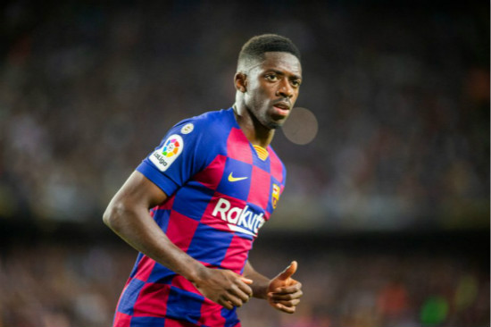 Official: Ousmane Dembele ruled out for 6 months/Barcelona tipped to sign Willian Jose imminently