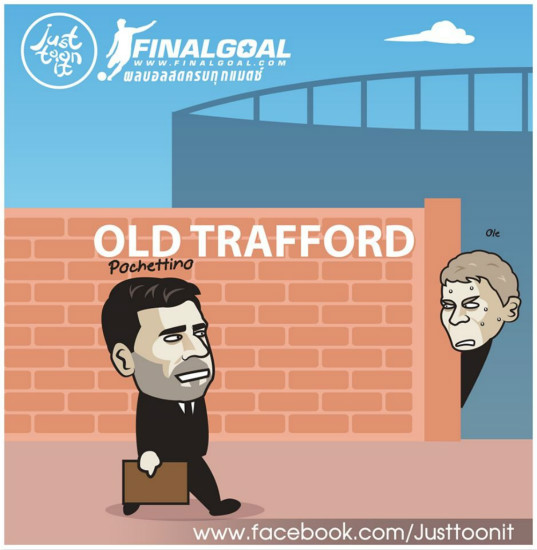 7M Daily Laugh - Poch > Man Utd?
