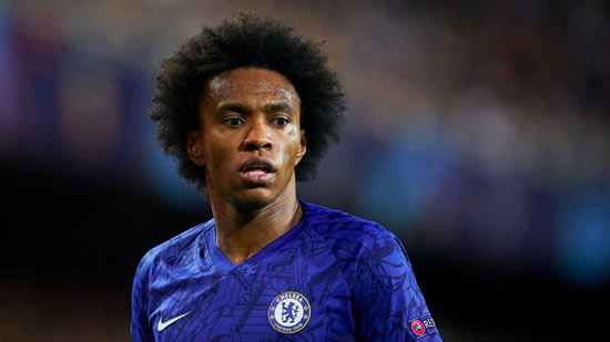 Transfer news and rumours LIVE: Juventus planning Willian move