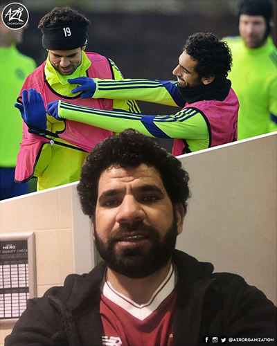 7M Daily Laugh - Diego Costa x Salah