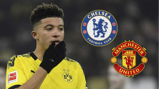 Transfer news and rumours LIVE: Man Utd & Chelsea target Sancho to cost €140m