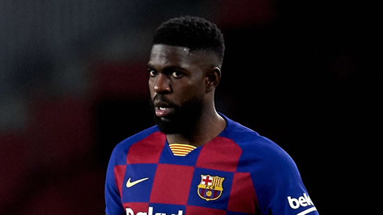 Transfer news and rumours LIVE: Arsenal to challenge Man Utd for Barcelona defender Umtiti