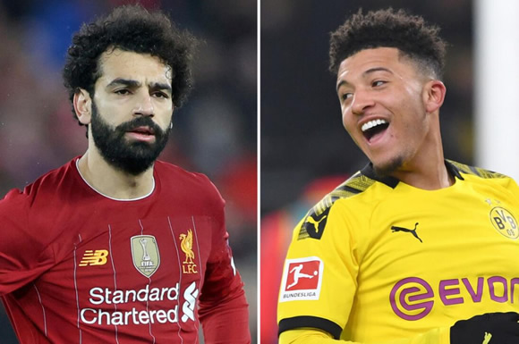 Liverpool told to sell Mo Salah to seal Jadon Sancho transfer… as Egyptian 'can't even do the basics'