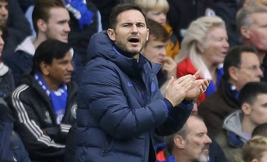 Chelsea boss Lampard puts Dembele top of shopping list