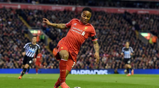 Manchester City striker Raheem Sterling still has affection for Liverpool