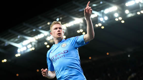 Real Madrid could swoop for Manchester City's Kevin De Bruyne