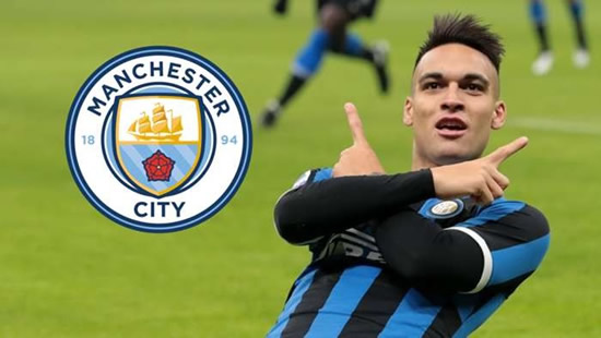 Transfer news and rumours LIVE: Man City see Lautaro as Aguero replacement