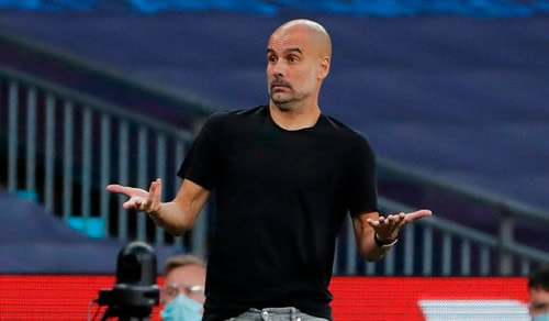 Pep Guardiola slams Arsenal and has 'no respect' for club's off the pitch staff
