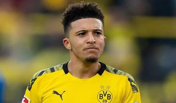 Man Utd chief Ed Woodward sent Jadon Sancho transfer message ahead of possible £100m deal