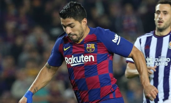 Barcelona ace Suarez pulls out of Juventus deal