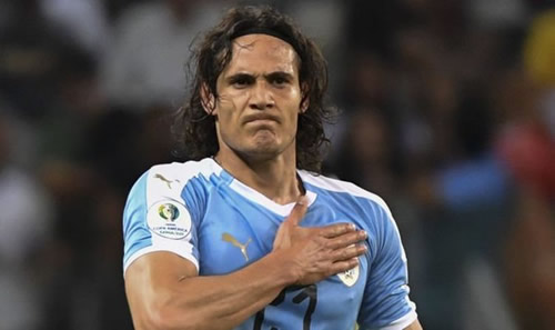 Edinson Cavani already thinking about his next club after Man Utd despite just joining