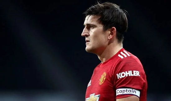 Edinson Cavani and Harry Maguire not seen with travelling Man Utd squad to face PSG