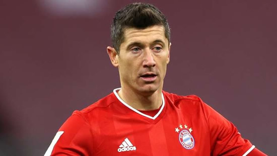 Lewandowski to miss second leg of Bayern Munich's Champions League quarter-final against PSG with knee injury