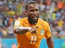 Cote d'Ivoire 2 : 1 Japan