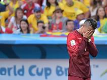 Portugal crash out despite win