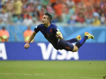 World Cup 2014: Eleven best goals