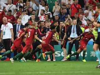 Poland 1 - 1 Portugal