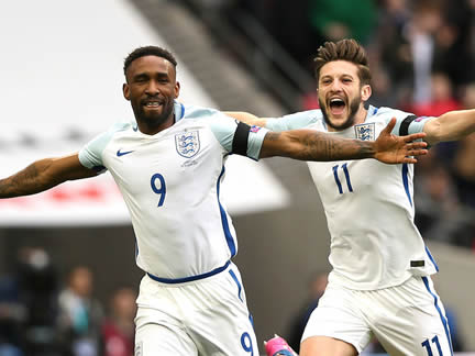 PICTURE SPECIAL: England 2 - 0 Lithuania