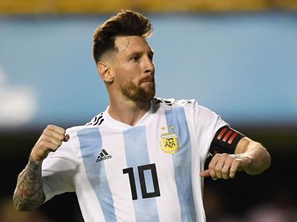 PICTURE SPECIAL: Argentina 4 - 0 Haiti