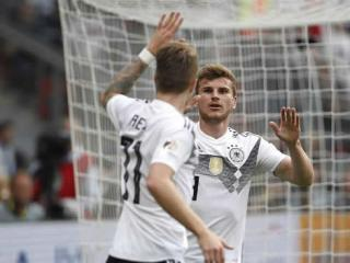 PICTURE SPECIAL: Germany 2 - 1 Saudi Arabia