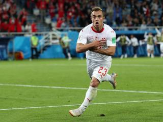 PICTURE SPECIAL: Serbia 1 - 2 Switzerland