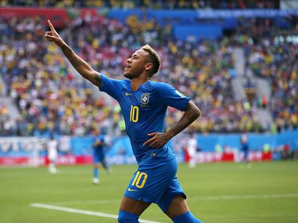 PICTURE SPECIAL: Brazil 2 - 0 Costa Rica