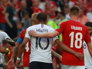 PICTURE SPECIAL: Denmark 0 - 0 France
