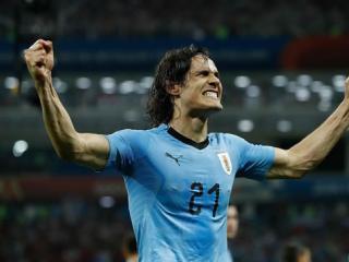 PICTURE SPECIAL: Uruguay 2 - 1 Portugal